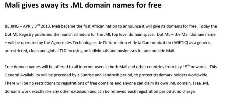 mali-domains