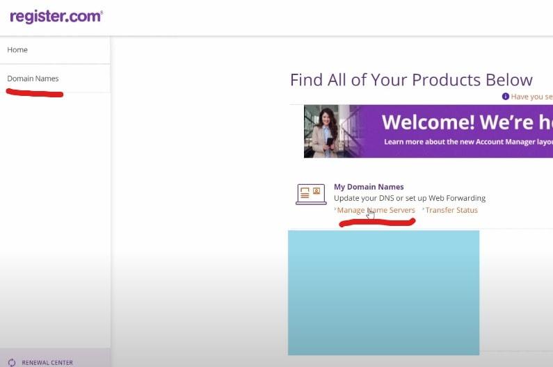 register.com hosting