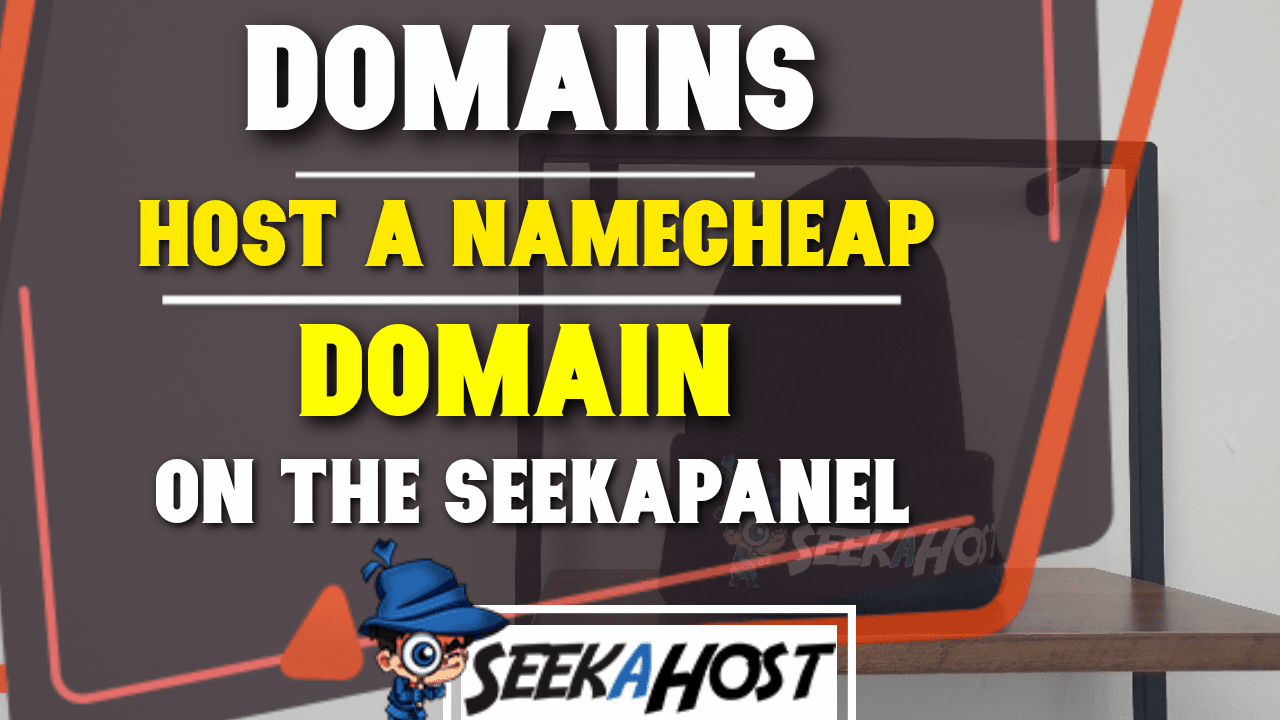 how to host Namecheap domain